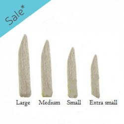 Interdental Wooden Wedges (100 pcs/box) (*Sale 1+1)