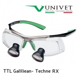 Univet TTL Galiliean Techne -RX Surgical Loupes