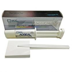 Meta ADSEAL Root Canal Sealer 13.5 gm Dual Syringe