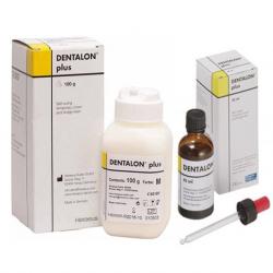 Dentalon Plus self-curing resin, powder/liquid for temporary crowns and bridges