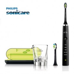 Philips Sonicare DiamondClean Black, Electric Toothbrush