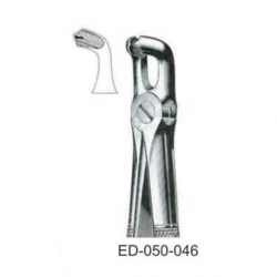 Elite Extraction Forceps Lower Wisdom # ED-050-046