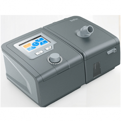 ResPlus BiPAP Respiratory Machine (Non-Invasive Ventilator), 1 unit With Trolley