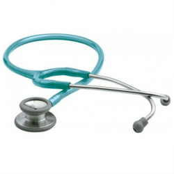 ADC Adscope 603 Stainless Steel Stethoscope, Adult, Metallic 56cm