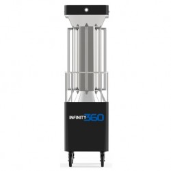 Infinity360+ Next generation of UV-C disinfection System