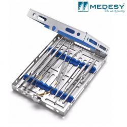 Medesy Micro Surgery Kit - Soft Tissues #1954/Kit