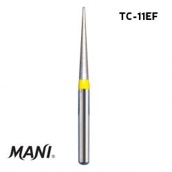 [GroupBuy] Mani Diamond Bur (TC-11EF), 5pcs/pack