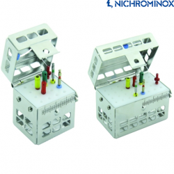 Nichrominox Endo Cassette Including Box with Endometer