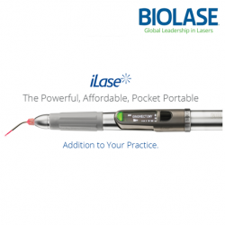 Biolase iLase Personal Portable Laser