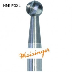 Meisinger Tungsten Carbide bur HM1.FGXL (5pcs/pack)