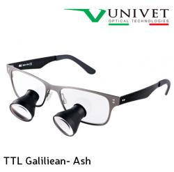 Univet TTL Galiliean Ash Surgical Loupes