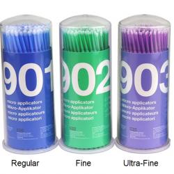 Premium Plus Microbrush Applicators with Dispenser 400pcs/Box