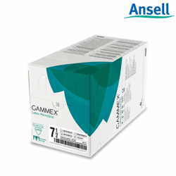 Ansell Micro Grip Latex Power-Free Surgical Gloves (Box of 25)