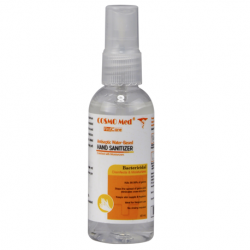 Hand sanitizer, Water-based (Chlorhexidine 0.5%), 60ml