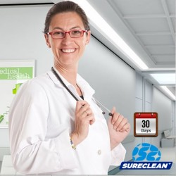 Professional Clinic Disinfection Service with Germclean 30 days Protection
