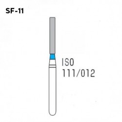 Mani Diamond Bur (SF-11), 5 pcs/pack