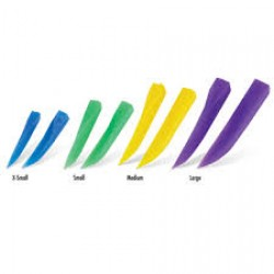Interdental Plastic Wedges (100 pcs/box) (*Sale 1+1)