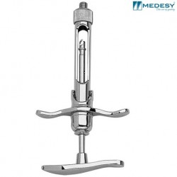 Medesy Aspirating Folding Type LA Syringe 4959/2 (2.2.ml)
