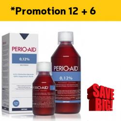 Perio Aid Treatment mouthwash, 500 ml x 18 Bottles