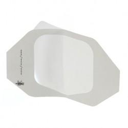 Sterile transparent film dressing, 6x7cm, Box/100