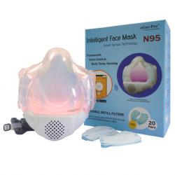 eGee-Pro N95 GP980 Intelligent 3rd Gen.Translucent Face Mask