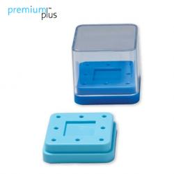 Premium Plus Square Magnetic Bur Stands 8 holes