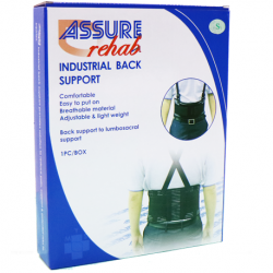 Assure Rehab Industrial Back Support