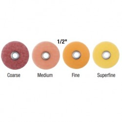 3M Sof-Lex™ Extra Thin Contouring and Polishing Discs 1/2