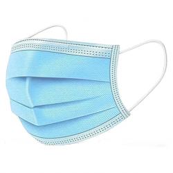 Xuan He 3ply Disposable Protective Face Mask, 50pcs/box