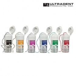 Ultradent Ultrapak Plain Knitted Retraction Cord (8ft/244cm)