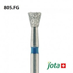 Inverted Cone Diamond Bur, FG, 5pcs/pack (805.FG)