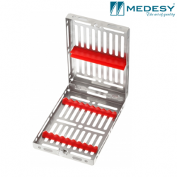 Medesy Cassette Gammafix Tray (For 9 Instruments)
