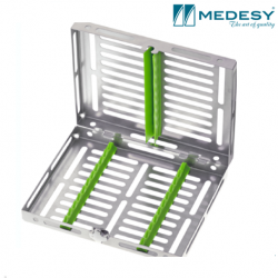 Medesy Cassette Gammafix Tray (For 10 Instruments)