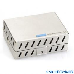 Nichrominox Cassette for Plug'in 40-holes Bur holder Plate