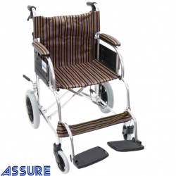 Assure Aluminium semi standard pushchair drop back ,18''