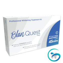 BlanQuest Pro Whitening Treatment 5 Patient Kit