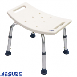 Assure Rehab Aluminium Shower Bench