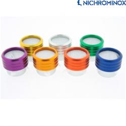 Nichrominox Mini Grip Aluminium for Endodontic instrument