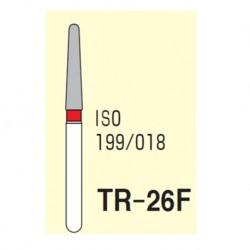 Mani Diamond Bur (TR-26F), 5pcs/pack