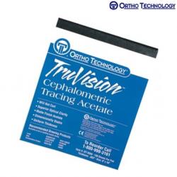 Ortho Technology Cephalometric Tracing Pad 100 sheets per pad, 8