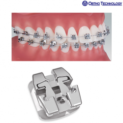 Ortho Technology Lotus Plus Bracket System 10 Packs – Roth Rx