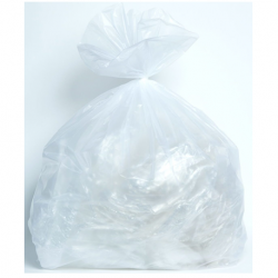 Laundry Bag, White,  58 + 28 x 105 cm (10pcs/apck)
