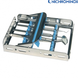 Nichrominox Easy Clip Tray/Cassette for Holding the instrument