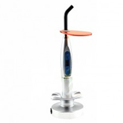 Curing Light With Electric Energy Alarm