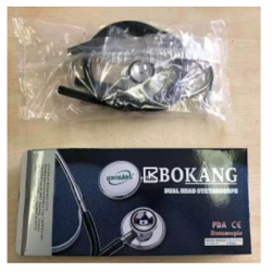 Bokang Dual Head Stethoscope #BK3002
