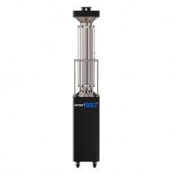 Infinity360 EZE- Next Generation UV-C disinfection System