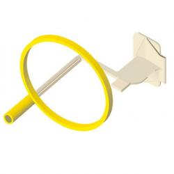 Kerr Hawe Paro-Bite X-ray Film Holder with Ring, 5/pack