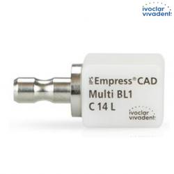 Ivoclar IPS Empress CAD Cerec/InLab Low Translucency A/B/C/D C14/5