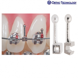 Ortho Technology Split Ball Hooks - Open & Closed