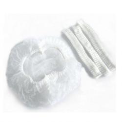 Bouffant Cap, Fluid Resistant, 21 inch,100pcs/pack